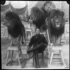 Lion Tamer - Tyne & Wear Archives & Museums