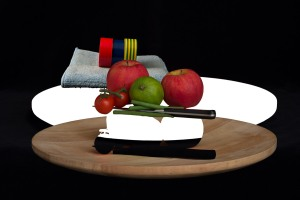 Still Life with Disruption 1