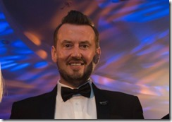 Stephen Thorpe Blackpool businessman entrepreneur award