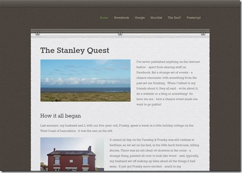 Stanley Quest Page